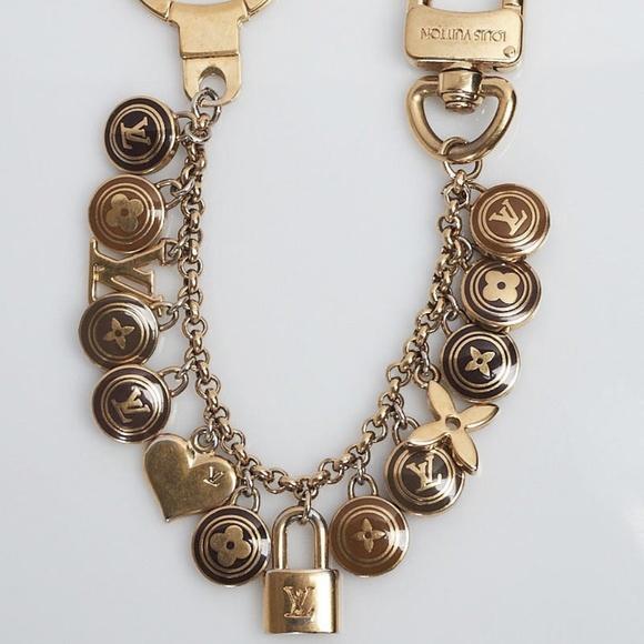 033d38310393 Louis Vuitton Accessories - LOUIS VUITTON Pastilles Key Holder and Bag Charm